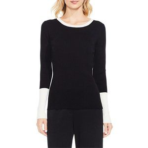 NWT Nordstrom Vince Camuto Color Block Sweater